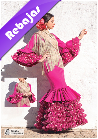 Outlet Flamenca Mujer